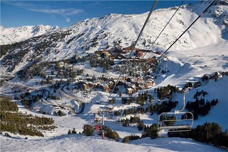 Club Med Brings Family-Friendly Ski Resort to French Alps