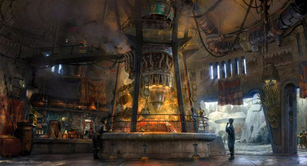 Inside Star Wars: Galaxy's Edge