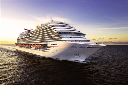 Carnival Cruise Line Opens Bookings for Panaroma