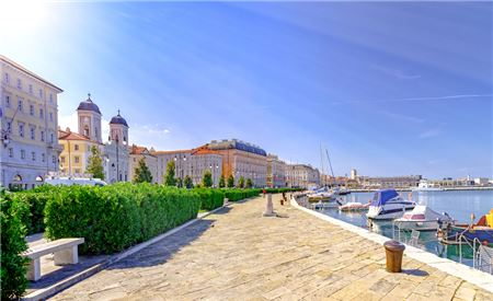MSC Cruises Invests in Cruise Terminal in Trieste, Italy