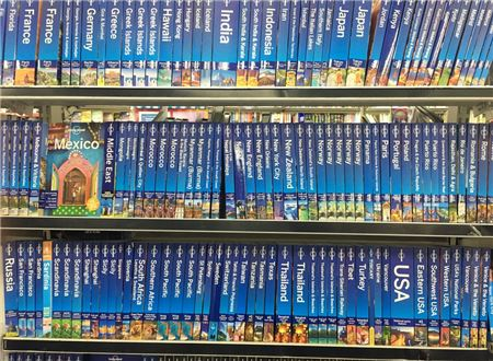 Lonely Planet Releases Best in Europe 2019 List