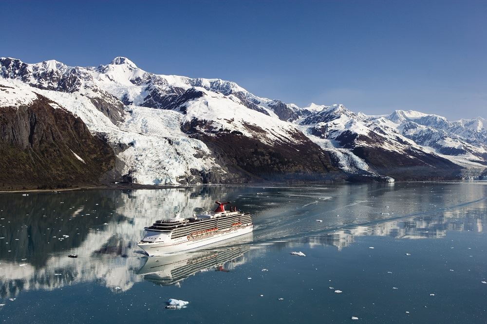 Carnival Cruise Line Boosts Alaska Sailings for 2021