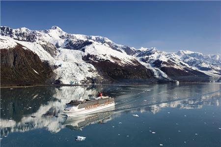 Carnival Cruise Line Boosts Alaska Sailings for 2021