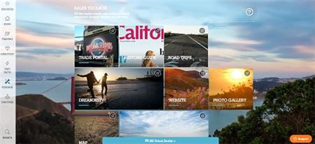 California Invests In Agent Tool To Help Sell Curated Trips