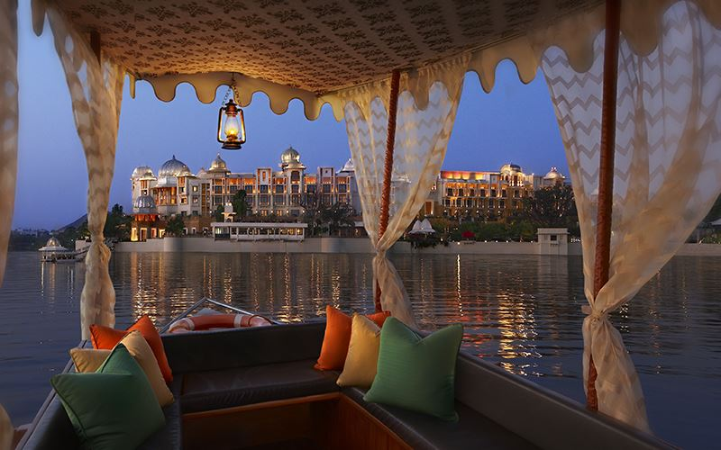 India's Leela Palace Udaipur Named Top Hotel in the World by Travel + Leisure