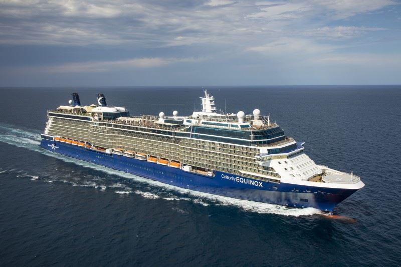Celebrity Cruises Adds Equinox to Florida Restart Plans