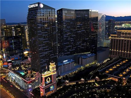 The Cosmopolitan Of Las Vegas To Remodel 2,895 Guestrooms