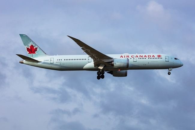 Air Canada Coronavirus Cancellations