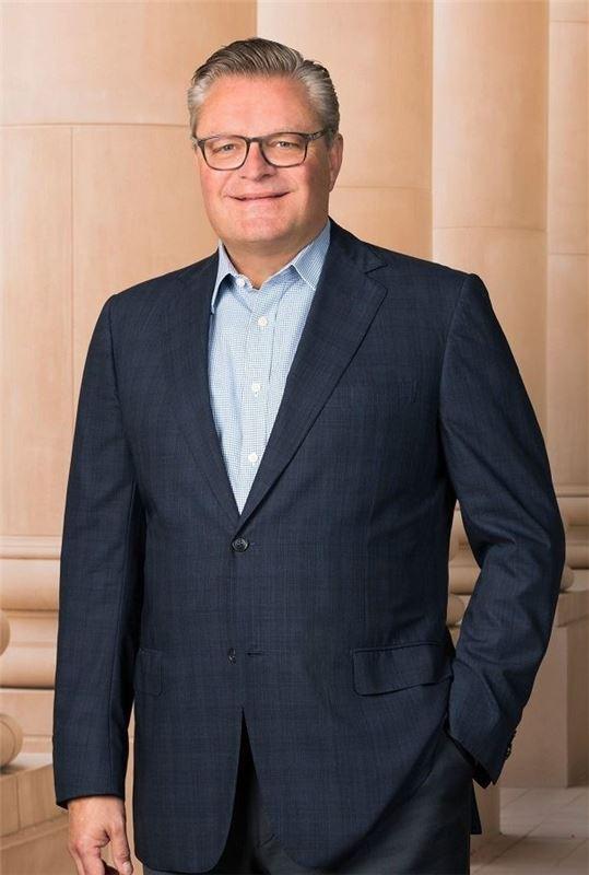 Omni Hotels & Resorts' Peter Strebel