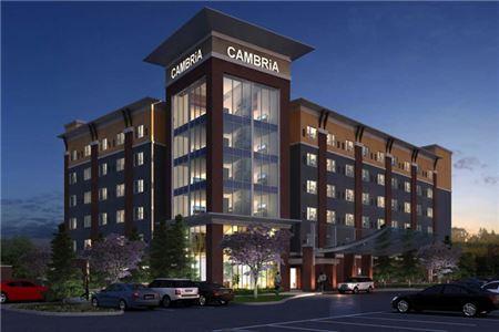 Cambria Hotel Opens Near LAX