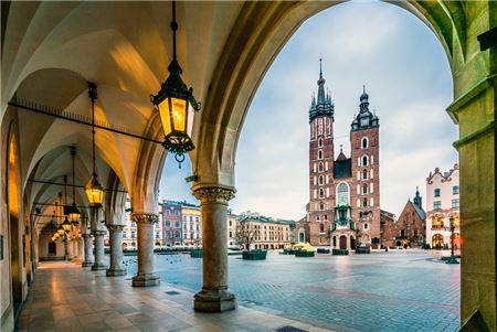 Poland Rising for Sophia's Travels