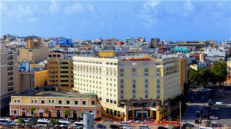 Sheraton Puerto Rico Begins Taking New Reservations