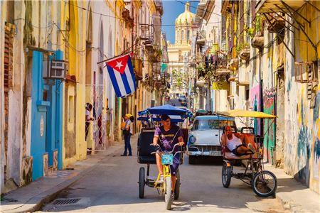Under the Radar, Cuba Market Climbs Back