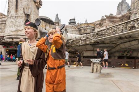 What Impact is Galaxy's Edge Having on Future Disney Bookings?
