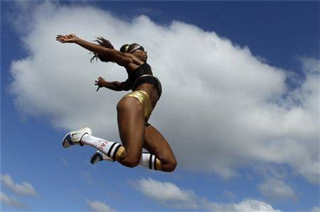 World Class Athlete Leaps Into Travel Agent Career