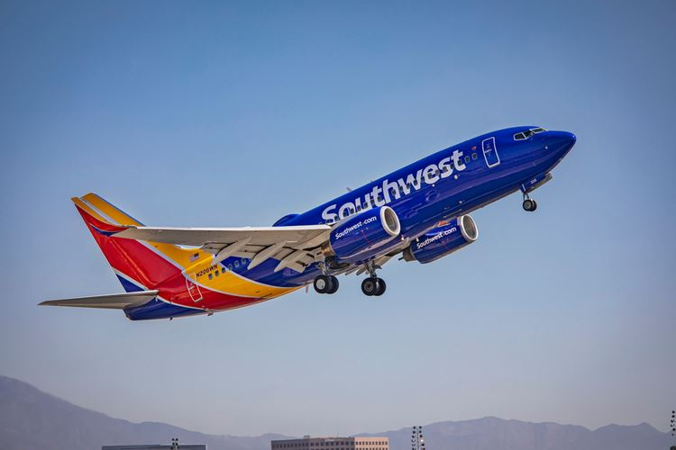 Southwest Airlines Releases Updated Flight Schedule