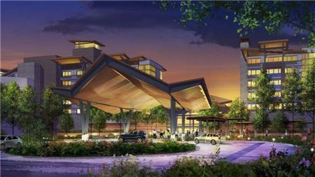 New 'Nature-Inspired' Resort Coming to Walt Disney World