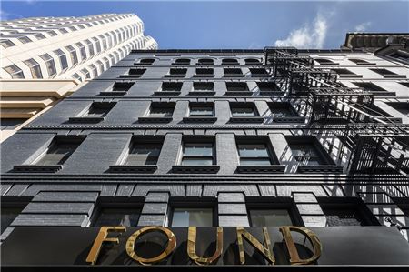 FOUND Hotel San Francisco Opens