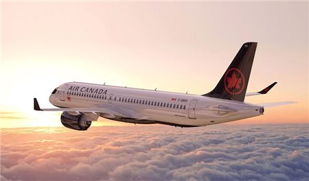 Air Canada to Launch New Route Between Montreal and Bogotá