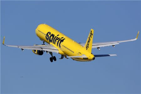 Spirit Airlines Announces New Routes from Puget Sound to Montego Bay and Beyond
