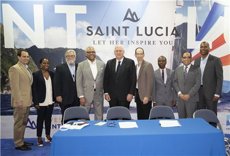 Carnival Corp., Royal Caribbean Cruises Team Up for New St. Lucia Cruise Port