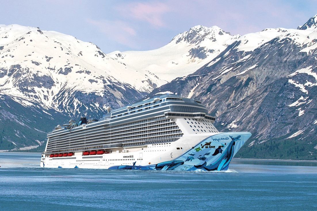 Norwegian Cruise Line Rolls Out Top Deck Activities for Bliss