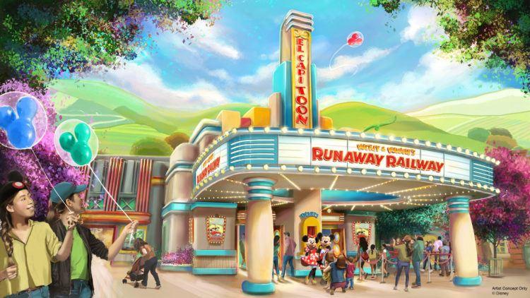 Disneyland D23