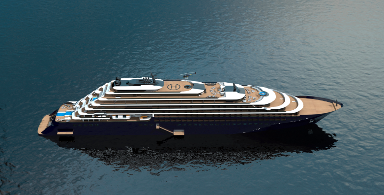Ritz Carlton Ship