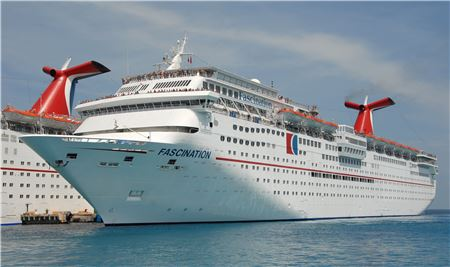 Carnival Cruise Line's Fascination to Undergo Renovation Before San Juan Return