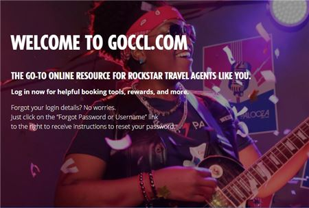 Carnival Cruise Line Launches New GoCCL Agent Portal
