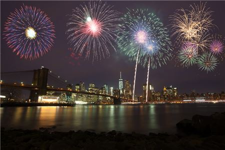 Top Five Cities for Fourth of July Celebrations