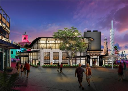 Universal Orlando's CityWalk to Welcome New Restaurant This Summer