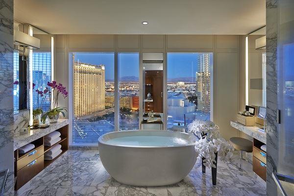Waldorf Astoria Las Vegas spa