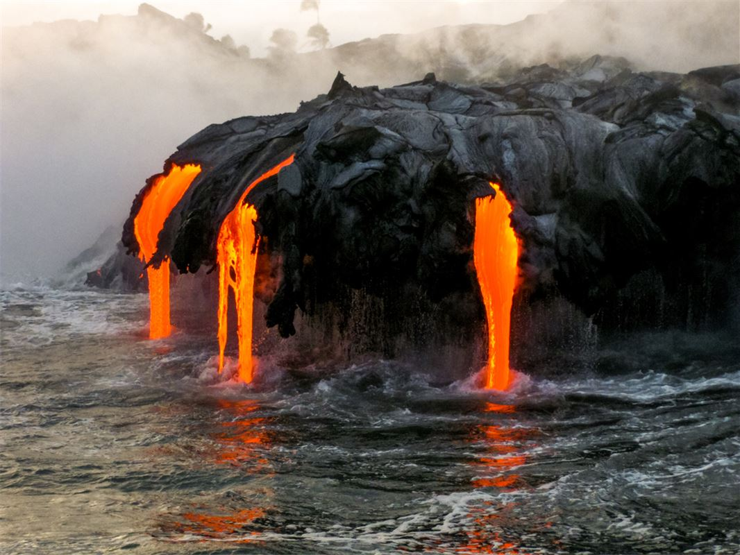 Lava Tourism Will Be End Game for Hawaii Travel; Kerry Tice; Travel Market Report