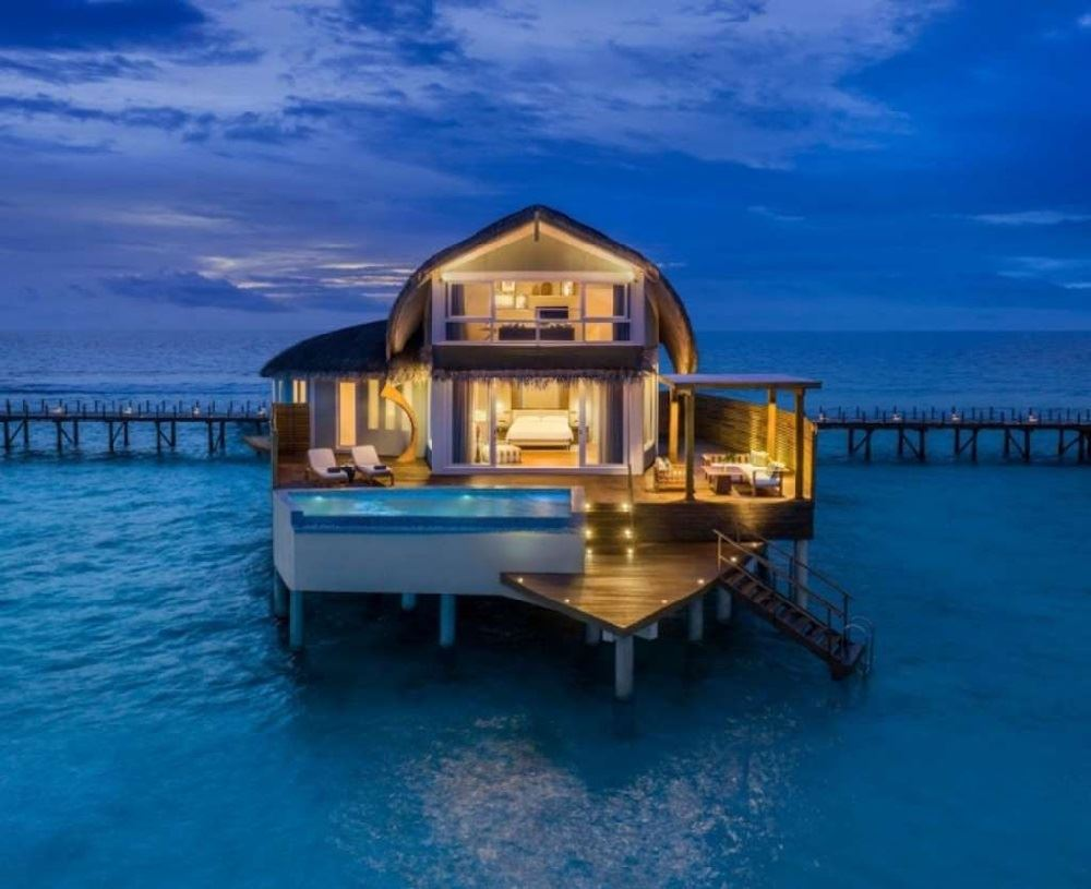 JW Marriott to Open First Maldives Resort in November
