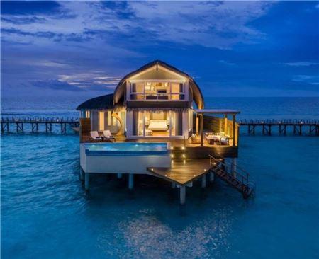 JW Marriott to Open First Maldives Resort in November