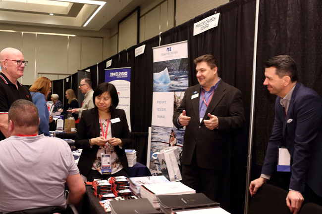 Travel MarketPlace West Trade Show