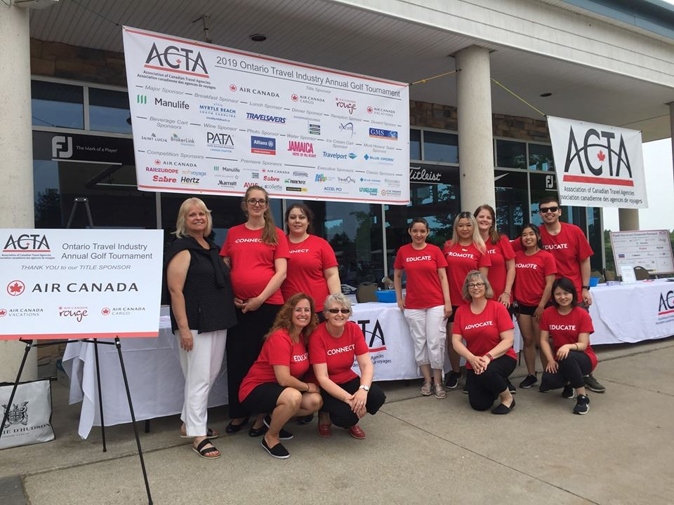 An Under-Par Day: ACTA's Golf Tournament Plus Lobbying Ontario Government