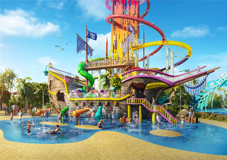 Royal Caribbean thrills waterpark.