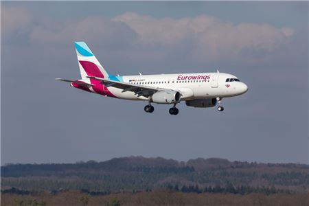 Germany's Eurowings Lands in New York with Ambitions to Be Europe's 'Value' Airline
