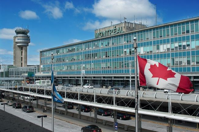 Best Airports in North America Montreal Trudeau.