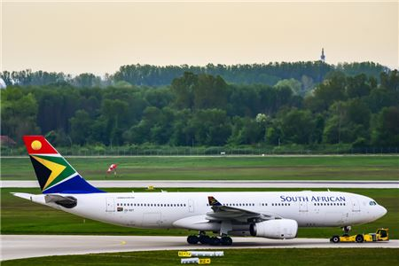 South African Airways Partners with Alaska Airlines