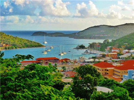 Win A Trip To The U.S. Virgin Islands