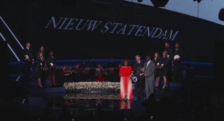 Holland America Launches Nieuw Statendam with Oprah Winfrey On-Hand