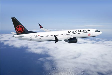 Boeing 737 MAX Update: Air Canada Updates Schedule Through July