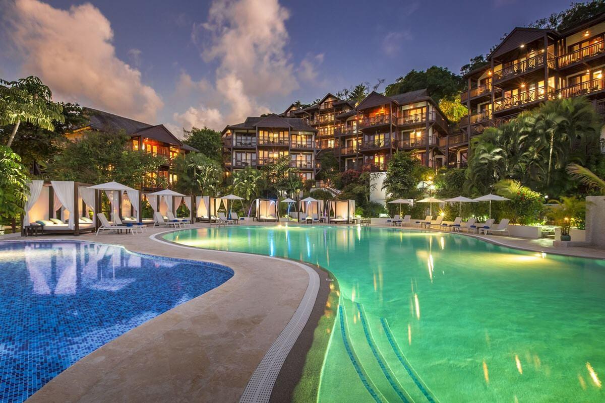 Marigot Bay Resort and Marina Reopening