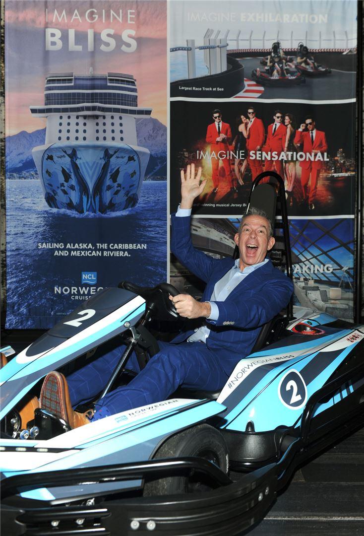 Duran Go Carts Norwegian Bliss
