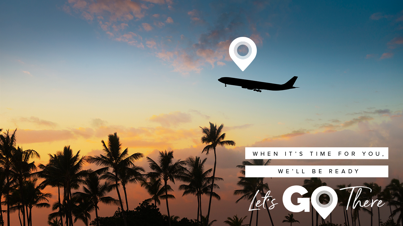 Let's Go There campaign