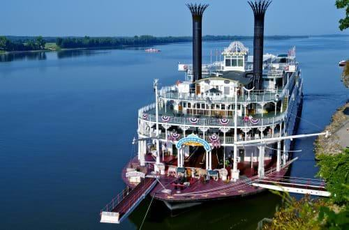 American Queen Steamboat Company Mississippi