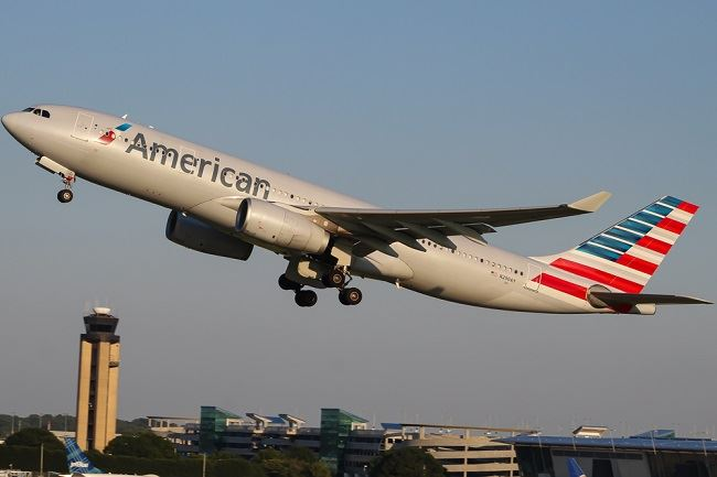 American Airlines Coronavirus Cancellations